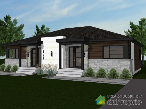 294 rue du Rosier - Par Construction CJP Inc., Pont-Rouge for sale