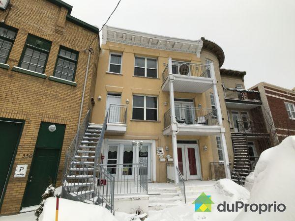 Bâtisse - 542, 1ere Avenue, Limoilou à vendre