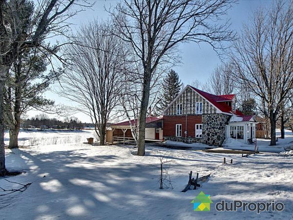 Winter Front - 95 rue Principale, St-Louis-de-Blandford for sale