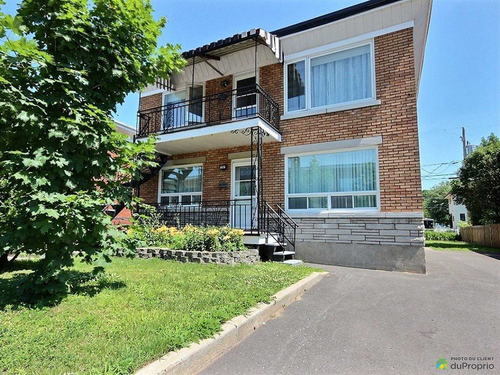 Summer Front - 3000-3002, rue Arthur-Guimont, Trois-Rivières (Trois-Rivières) for sale