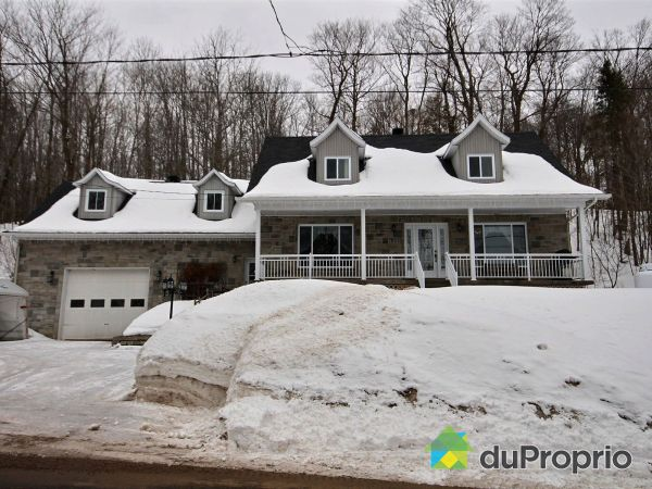 Winter Front - 40 rang Guillaume-Tell, St-Jean-De-Matha for sale