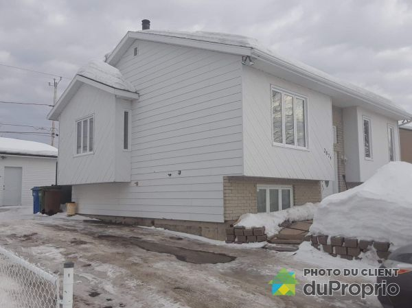 Outside - 2674 rue Monseigneur-Pelchat, Rouyn-Noranda for sale
