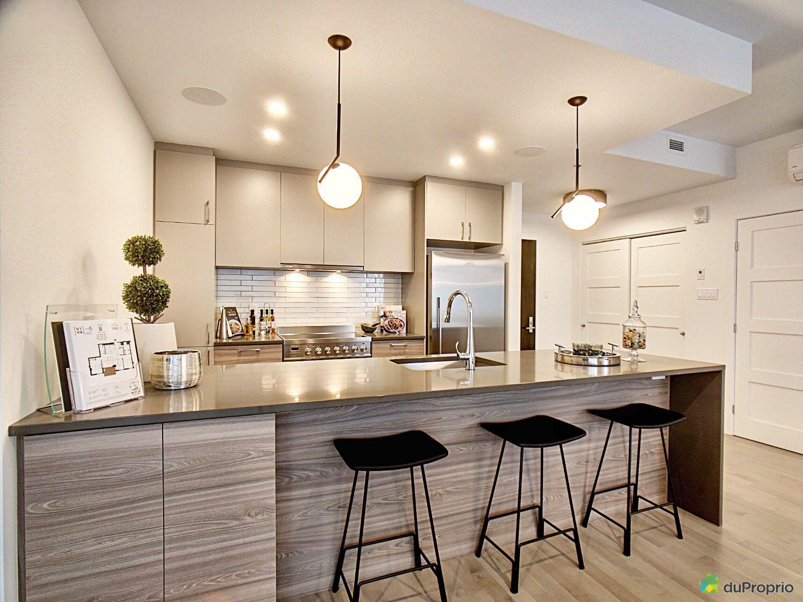 VIVA Phase 5 - Unité E-604 - 2855, avenue du Cosmodôme - PAR ALTA-SOCAM, Chomedey à vendre