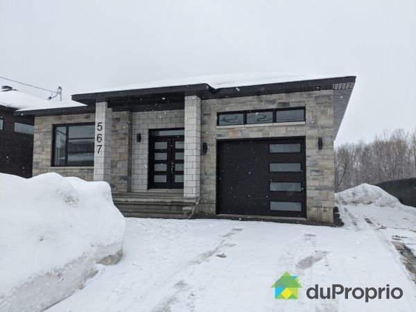 567 rue Demers - Par Domani Construction, Gatineau (Gatineau) for sale