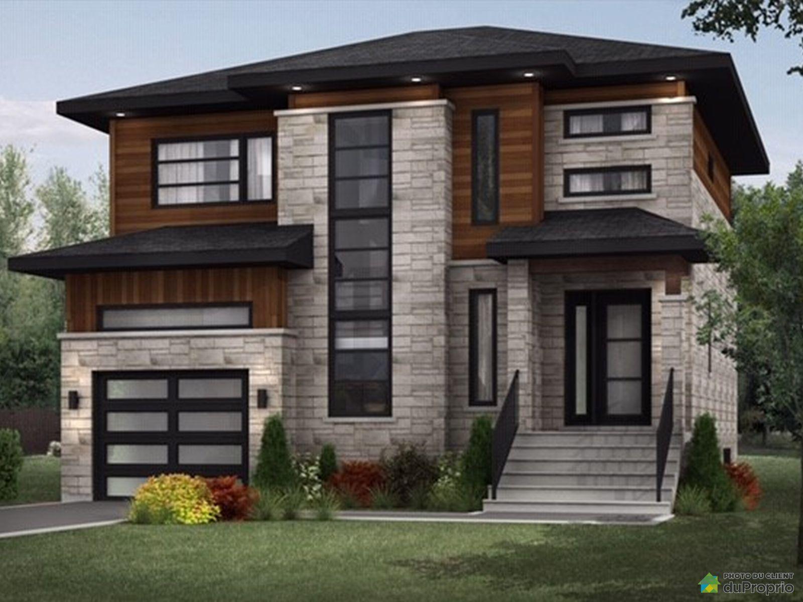 rue Éluard - À CONSTRUIRE - Par Construction DEKKO, Fabreville à vendre