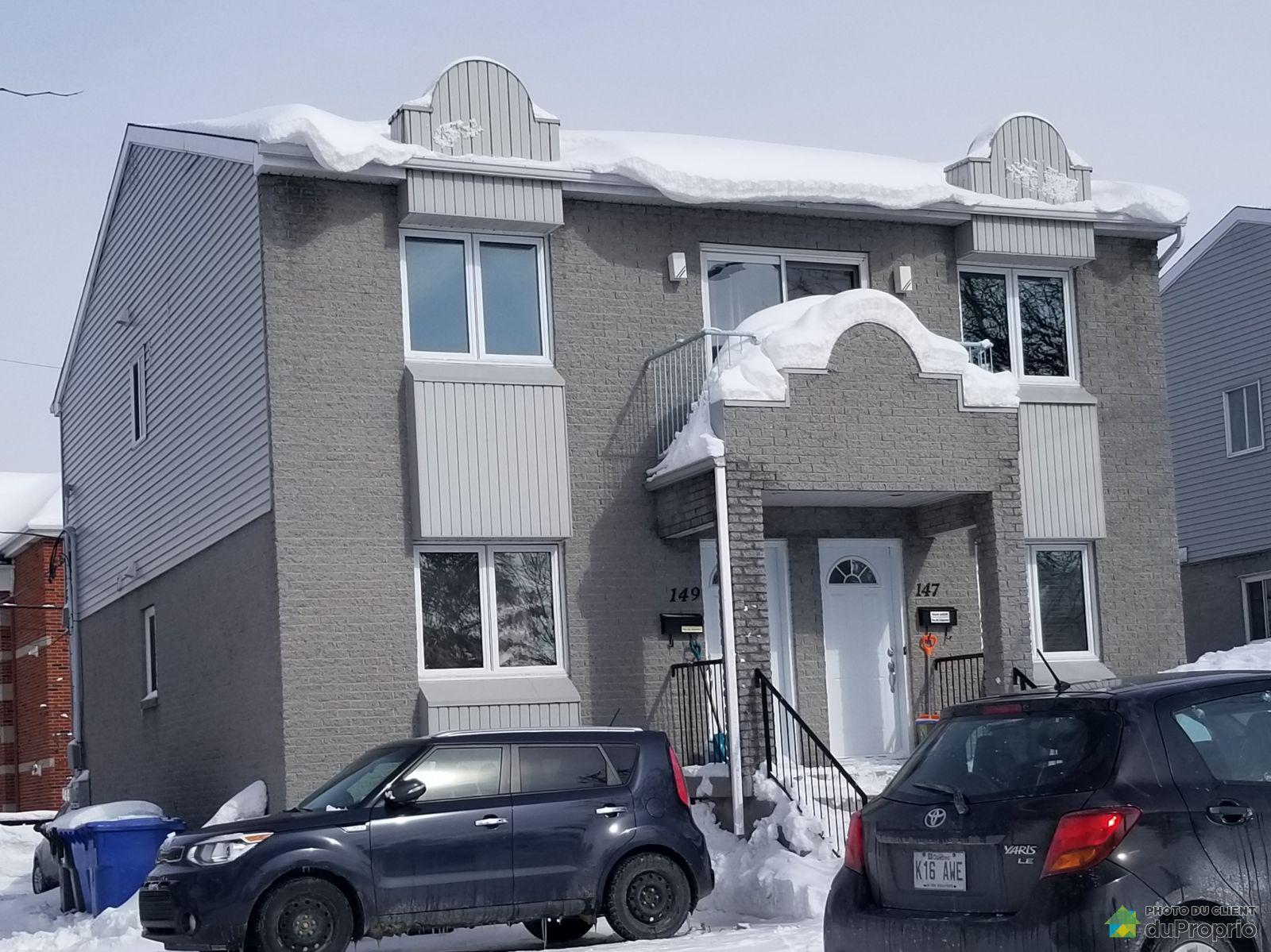 Bâtisse - 145-149, rue Arthur-Buies, Blainville à vendre