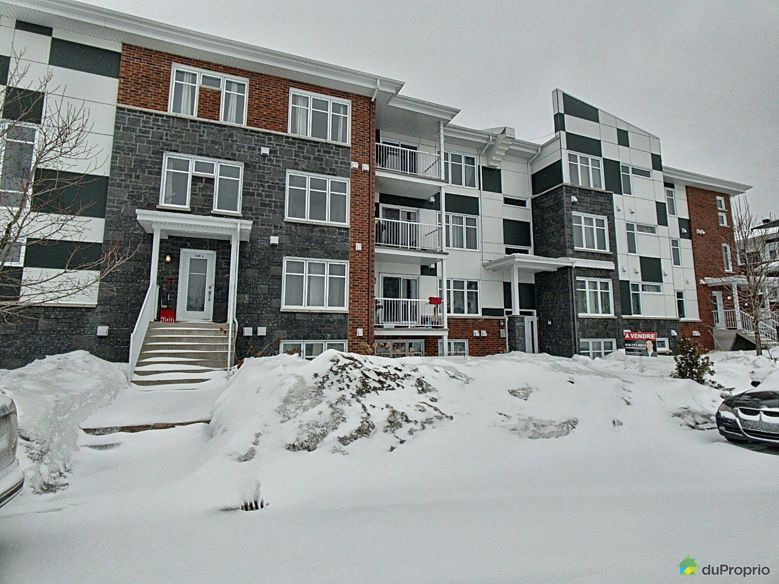 301-1440B, avenue des Affaires, Val-Bélair à vendre