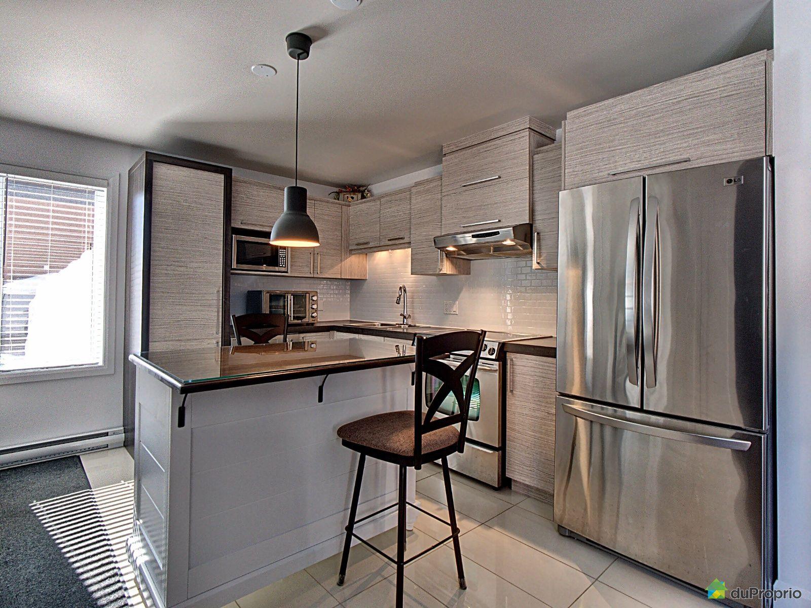 Kitchen - 103-4740 Place de la Marquise, Trois-Rivières (Trois-Rivières) for sale