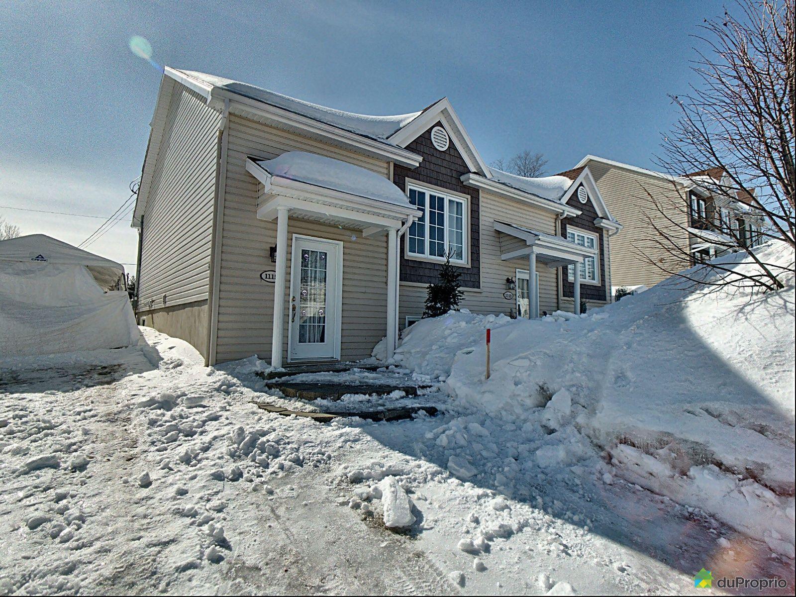 Winter Front - 1115 rue de Calédonie, Val-Bélair for sale