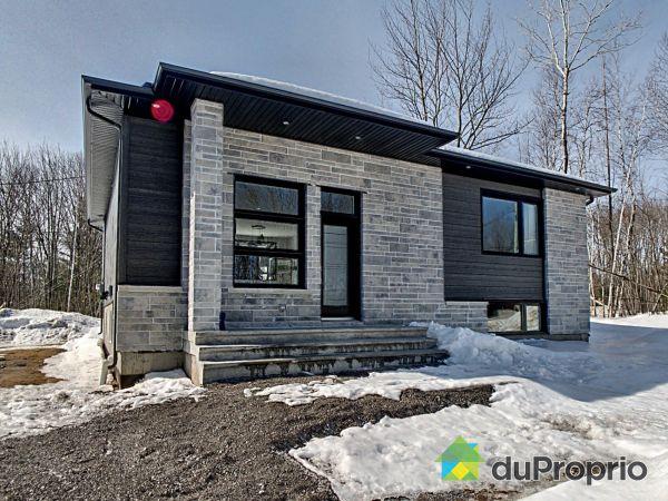175, rue des Jardins-de-Baie-Jolie - Par Construction Couture et Thériault, Trois-Rivières (Pointe-Du-Lac) à vendre