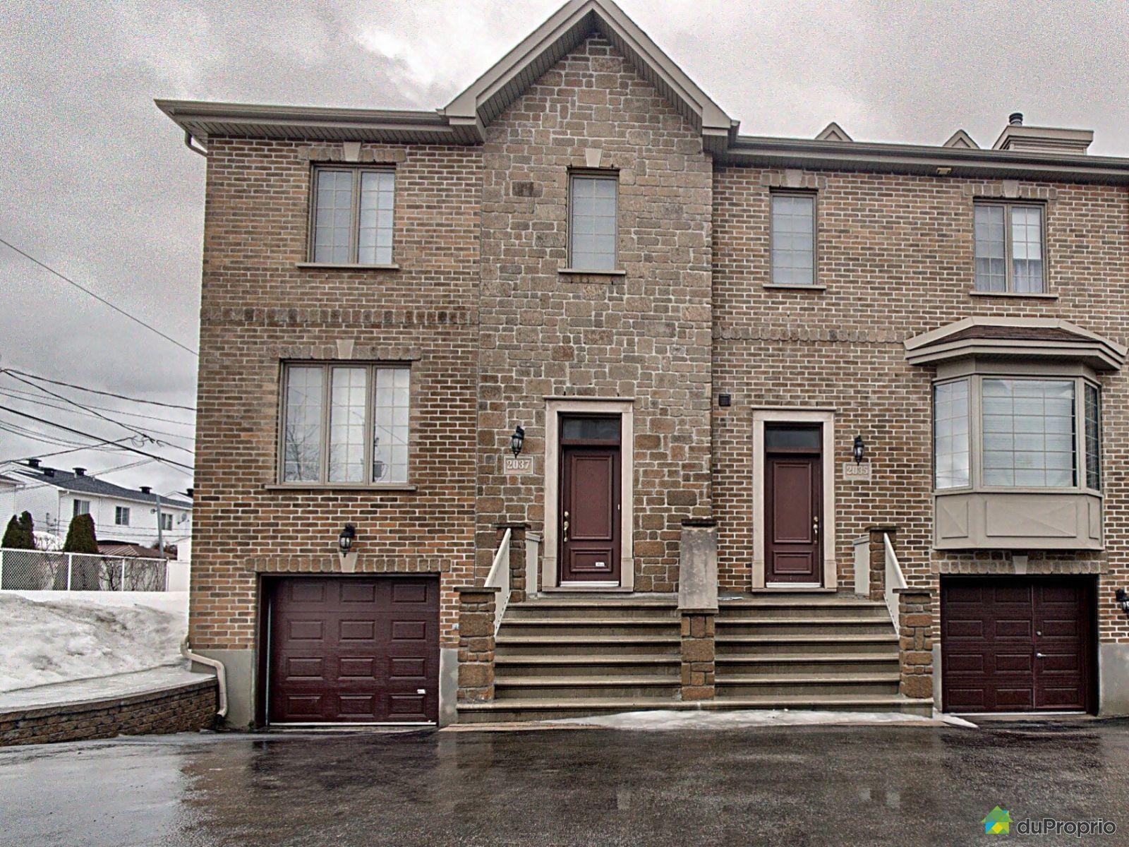 2037, 100e Avenue, Chomedey à vendre