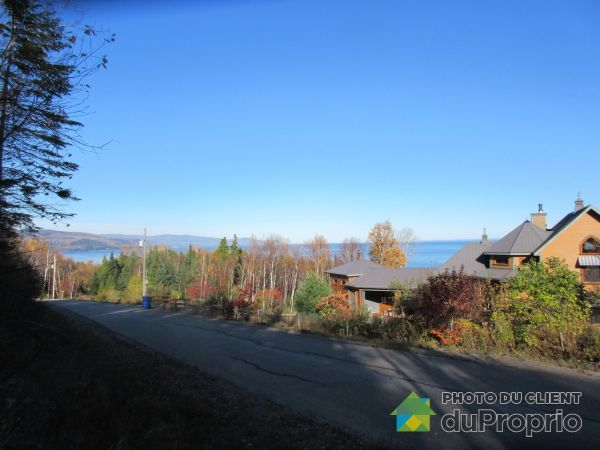 River view (St. Lawrence) - 1556 chemin du Mitan, St-Irenee for sale
