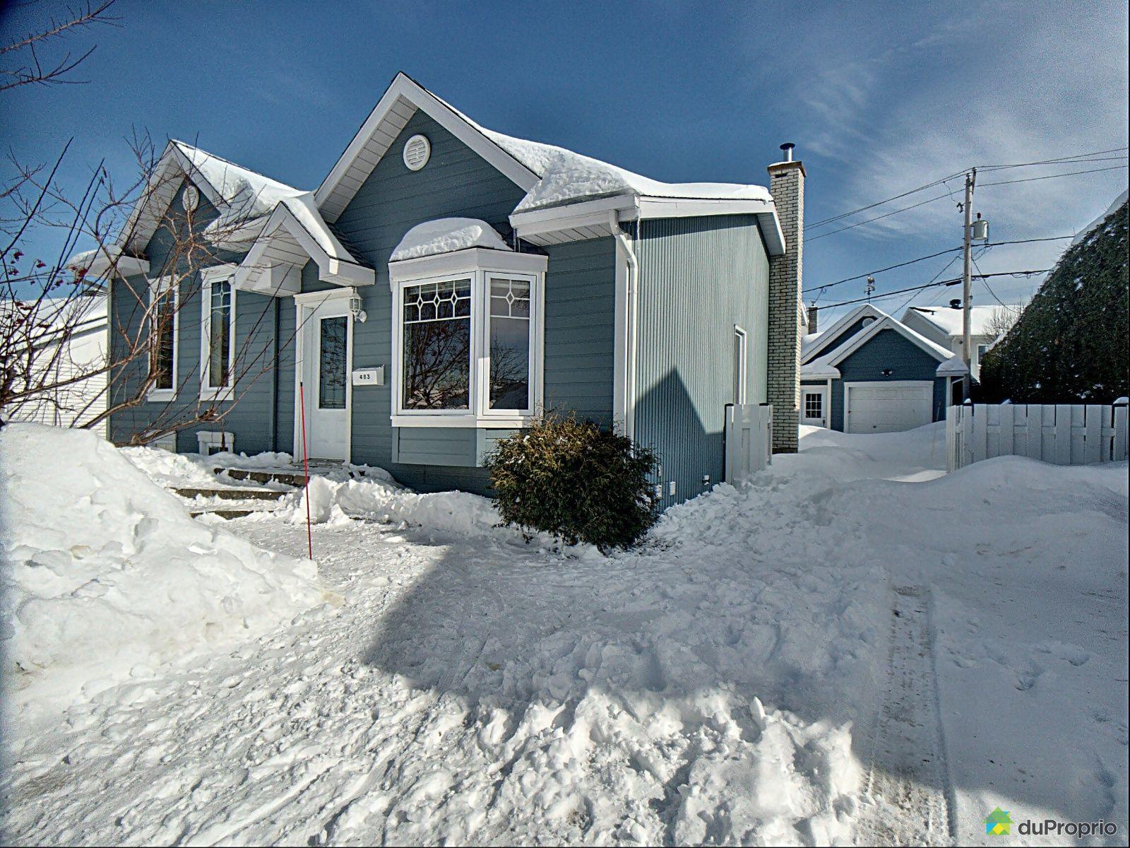 Winter Front - 483 rue de Montmagny, Rimouski (Rimouski) for sale