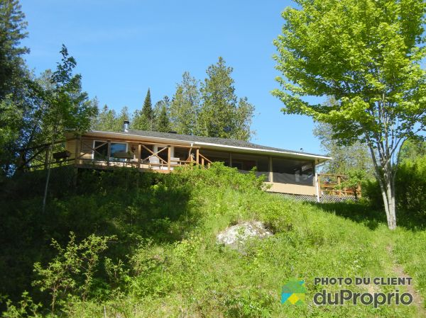 Cottage - 15 chemin Tremblay, Blue Sea for sale