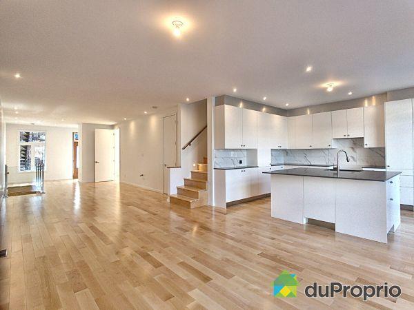 Dining Room / Living Room - 4461 avenue des Érables, Le Plateau-Mont-Royal for sale