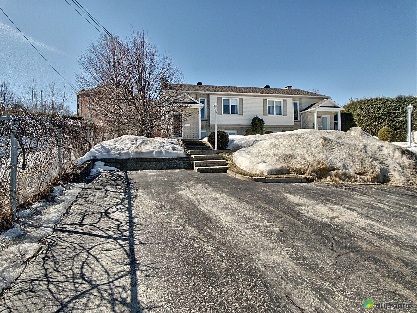 1485, rue des Roses, Sherbrooke (Fleurimont) à vendre