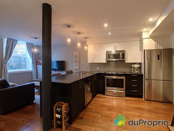 Kitchen - A-7882 rue Saint-Denis, Villeray / St-Michel / Parc-Extension for sale