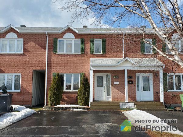 Winter Front - 2434 rue des Martinets, Drummondville (Drummondville) for sale