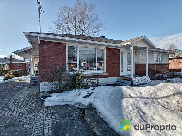 Winter Front - 12 rue Bergeron, Victoriaville for sale