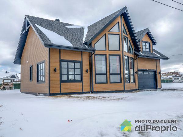 Winter Front - 261 2e Avenue Sud, St-Gedeon-De-Beauce for sale