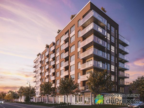 5200, rue Jean-Talon Est - Unité 809 - Néo Condos, Saint-Léonard à vendre