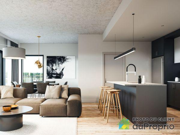 6720 rue Sherbrooke Est - unité 511 - Projet Sir John, Mercier / Hochelaga / Maisonneuve for sale