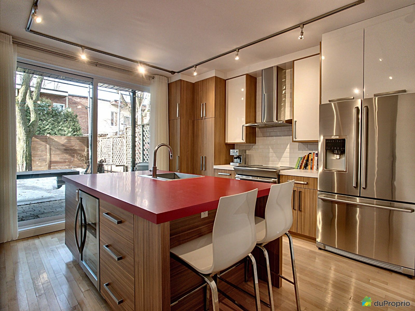 Kitchen - 4626 rue de Bordeaux, Le Plateau-Mont-Royal for sale