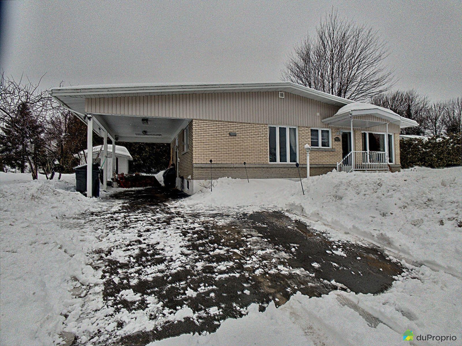 Winter Front - 7845 rue Lamy, Trois-Rivières (Trois-Rivières) for sale