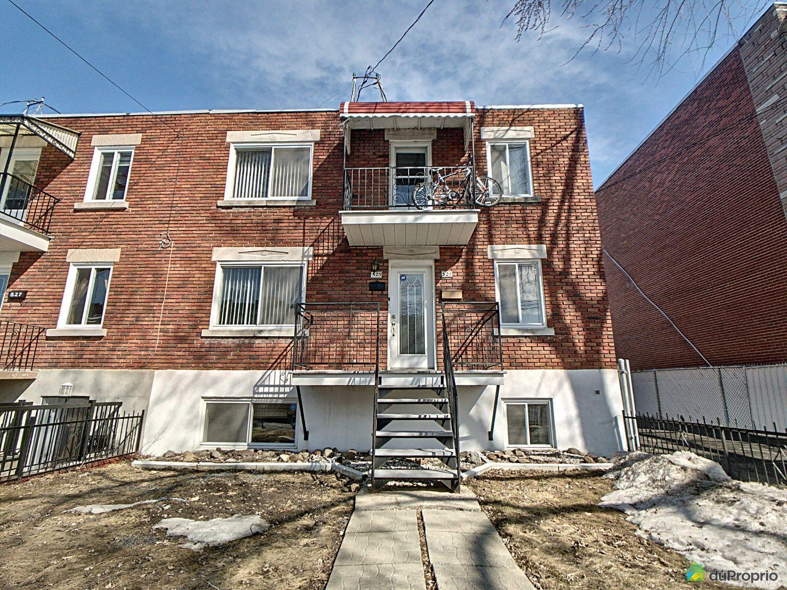 521-523, 2e Avenue, Pointe-Aux-Trembles / Montréal-Est à vendre