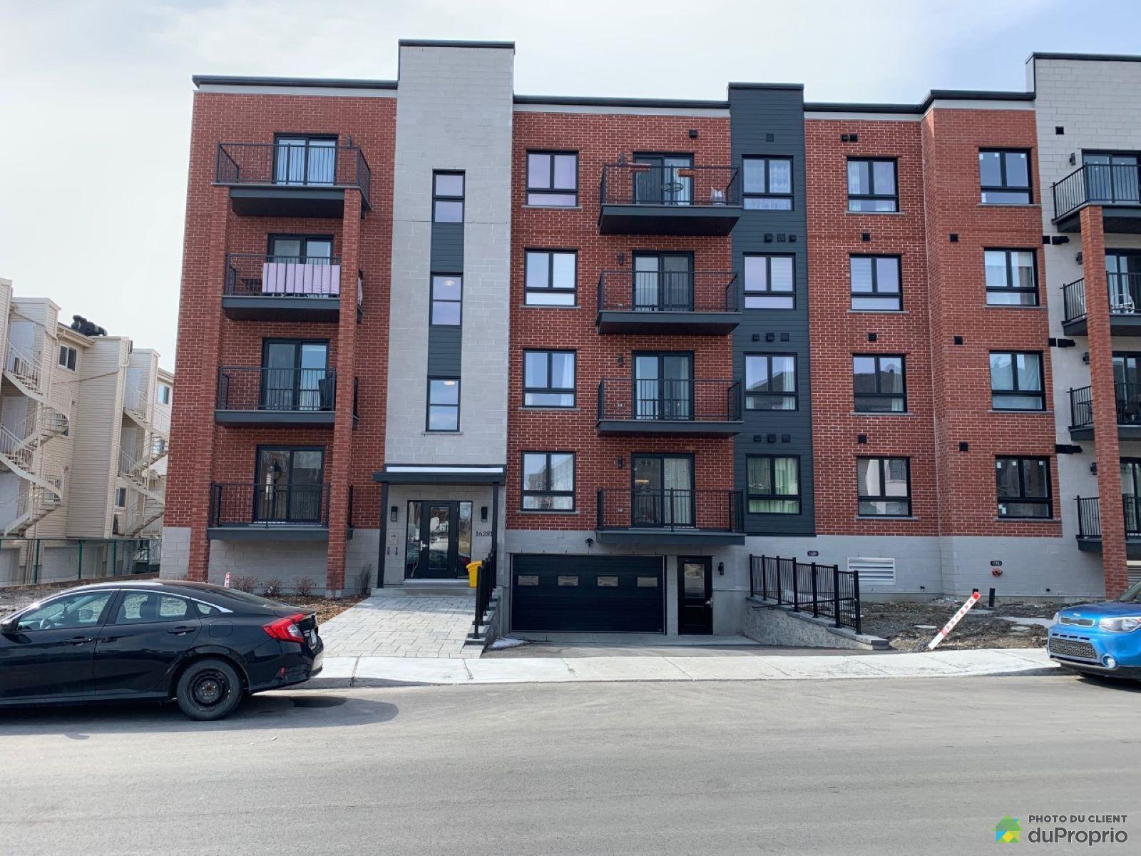Buildings - 303-16281 rue Forsyth, Pointe-Aux-Trembles / Montréal-Est for sale