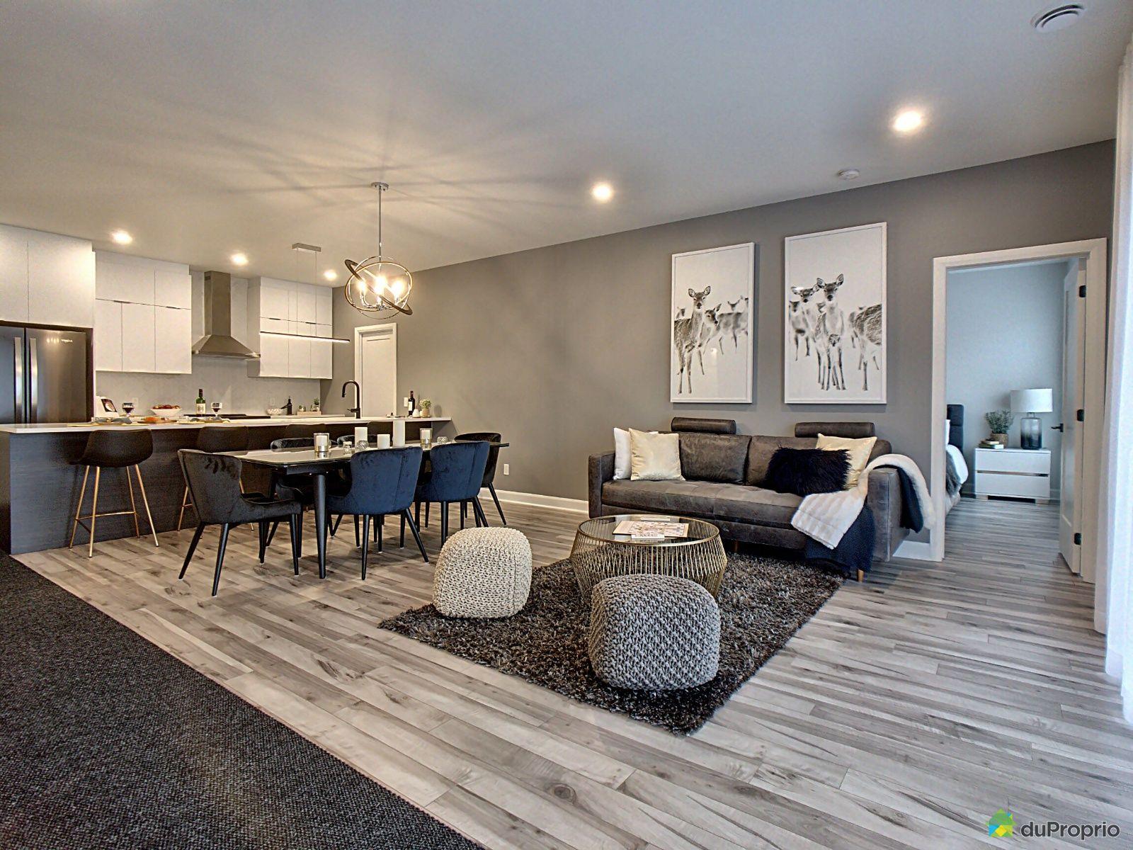 Aire ouverte - Bureau des ventes - 132 boulevard de Chambéry - Par Haus immobilier, Blainville à vendre