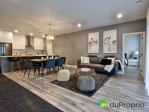 Open Concept - Bureau des ventes - 132 boulevard de Chambéry - Par Haus immobilier, Blainville for sale