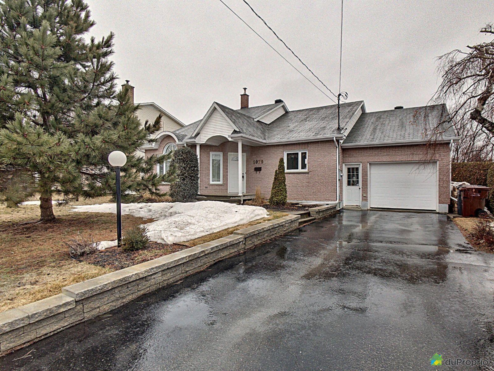 Bâtisse - 1079, rue de la Falaise, Sherbrooke (Rock Forest) à vendre