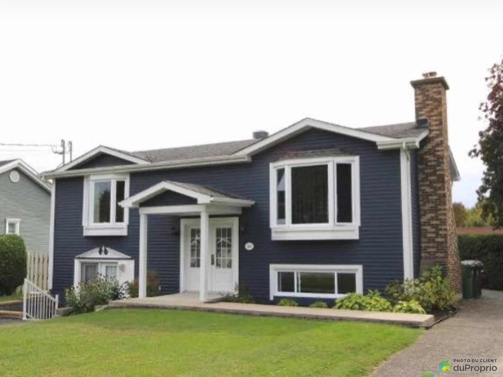 894-896, rue du Curé, Sherbrooke (Rock Forest) à vendre