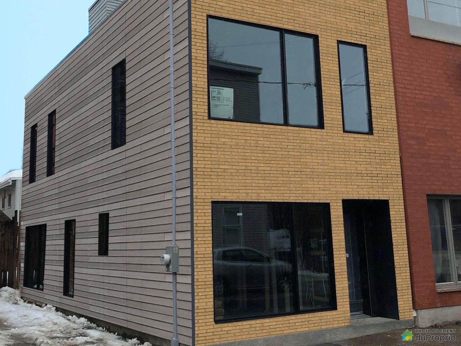 407, rue Bayard - Par Construction EFL, Saint-Sauveur à vendre
