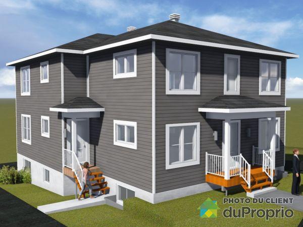 6095, rue St-Georges - Par Construction Impec inc., Lévis à vendre