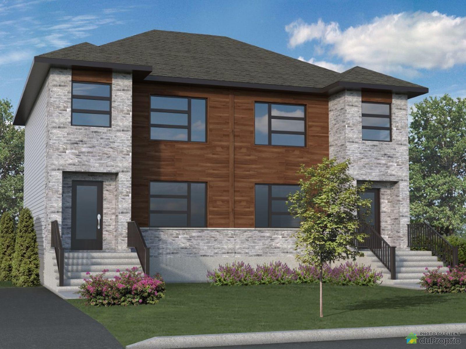 901, rue Vinet - Modèle Le Limoge - Par les Habitations RB, Salaberry-De-Valleyfield à vendre