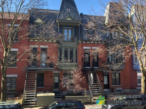 4076 rue Clark, Le Plateau-Mont-Royal for sale