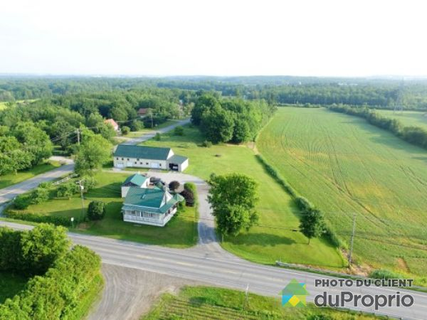 Aerial View - 950 Route 116, Acton Vale for sale