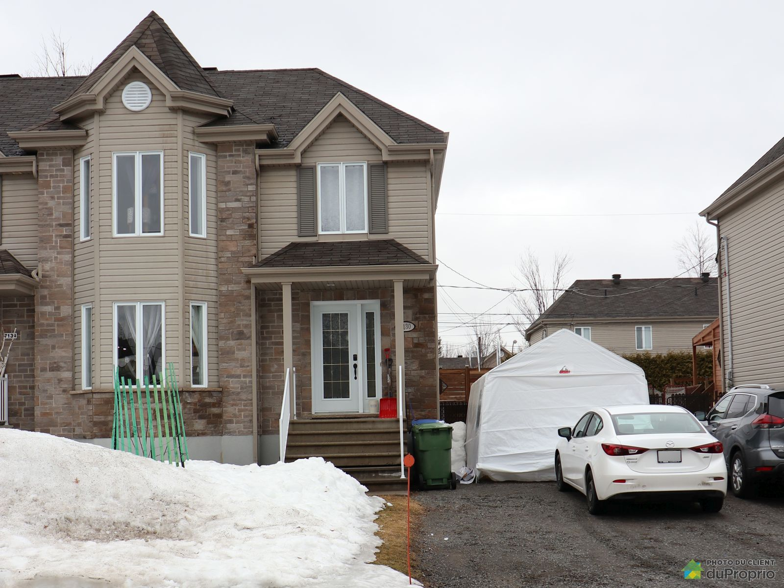 Winter Front - 7130 rue J.-H.-Bellerose, Trois-Rivières (Trois-Rivières) for sale