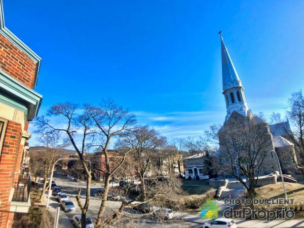 Vue panoramique - B-749, avenue Outremont, Outremont à vendre