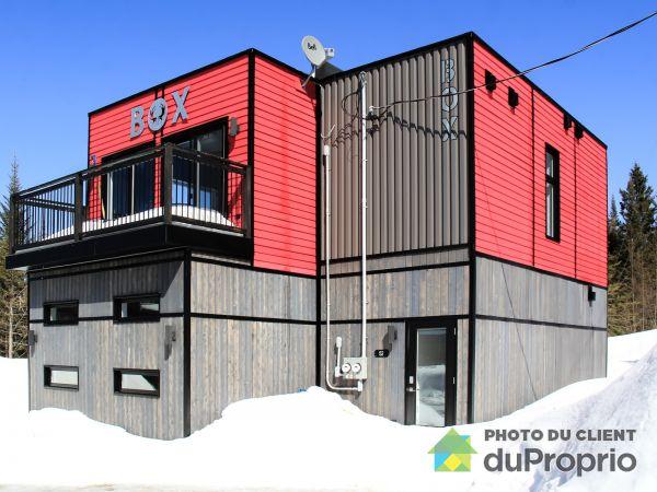 Side - 50 rue Davos, St-David-de-Falardeau for sale