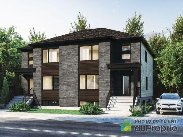 Les Berges de l'Île Vessot - Par les  Habitations Entourages, St-Paul à vendre