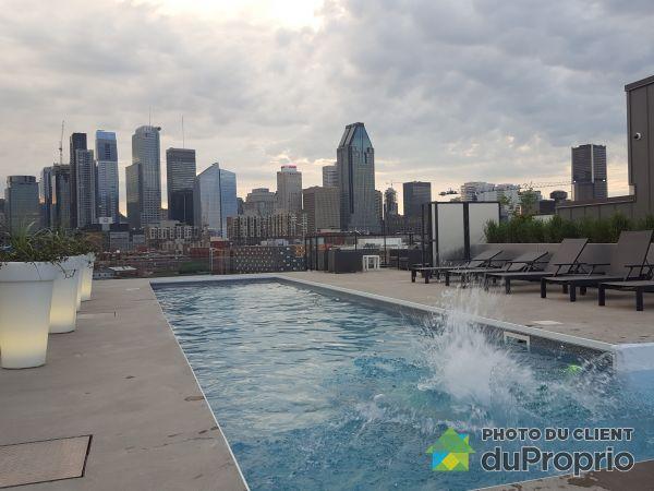 Pool - 506-1500 rue des Bassins, Griffintown for sale