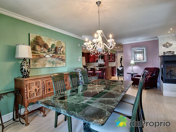 Dining Room - 555 rue Jeanne-Mance, Salaberry-De-Valleyfield for sale