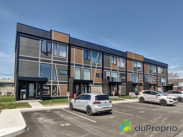 6049, boulevard Saint-Jacques - Hameau Saint-Jacques (modèle 2 étages), Neufchatel à vendre