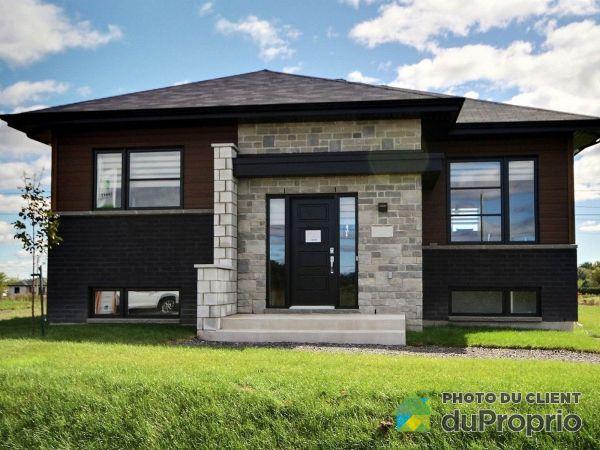 Rue Laurin - Modèle à Construire - Par les Habitations Irlane, St-Jacques à vendre