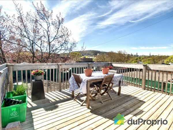 Roof terrace - 1345 avenue Lajoie, Outremont for sale