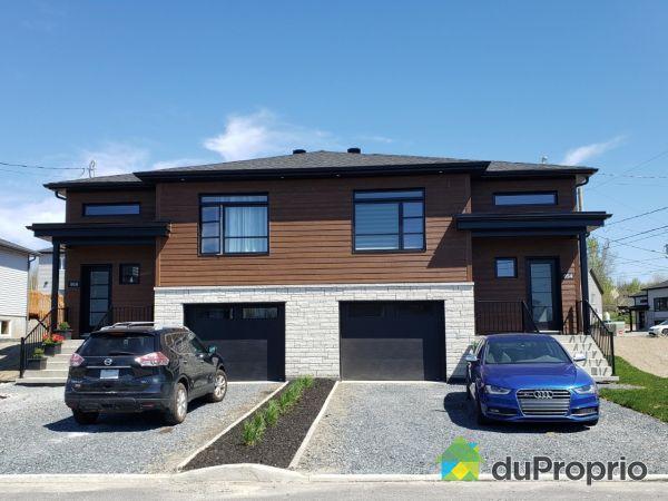 rue Lacharité - Le Maély - Par Construction MF Guillemette, Sherbrooke (Fleurimont) à vendre