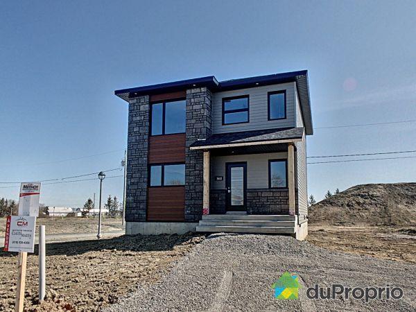 3653, rue Marie-Carrier - Quartier Robertson - Par Construction et Rénovation Claude Martin Inc., Pintendre à vendre